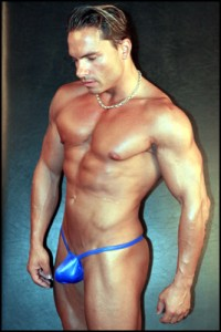 Mens sex wear extreme spandex fun and fetish by koalaswim.com cock/anal gear